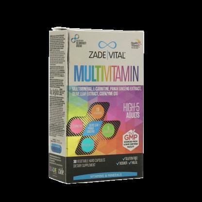 zade vital multivitamin