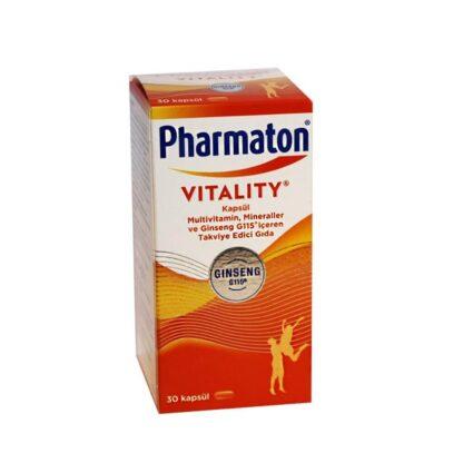 pharmaton vitality 30