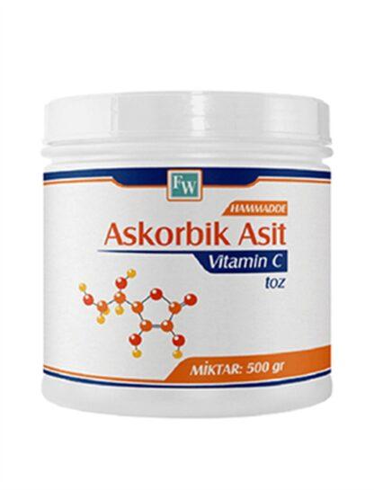 c vitamini askorbik asit 500 gr 22c1