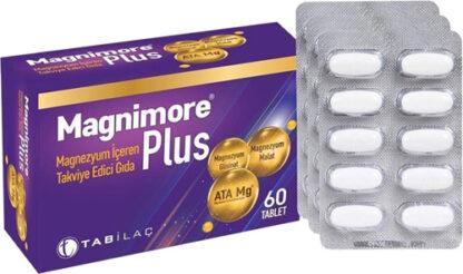 magnimore plus 60 tablet z