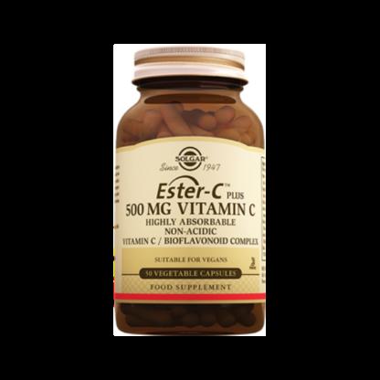 solgar ester c 500 mg