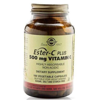solgar ester c plus 500 mg 100 kapsul skt112021 1229757447597988
