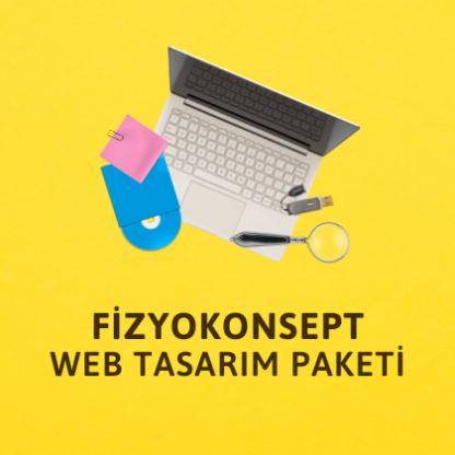 fizyokonsept web tasarim paketi