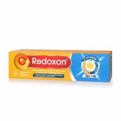 redoxon 3lu etkili 15 efervesan tablet a370